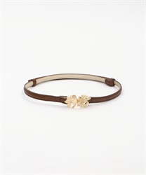 Roses belt(Brown-M)
